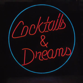 COCKTAILS DREAMS  REF 2036 70X 70 cm