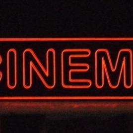 CINEMA ROTULO CARTEL / REF1096-1