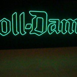 VOLL- DAMM  /  REF 1008LED