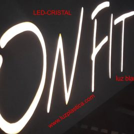 ROTULO LED-CRISTAL ON FIT ROTULO  ref A-2100-0-1